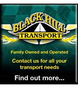Black Hill Transport - Agents for Elf High Performance